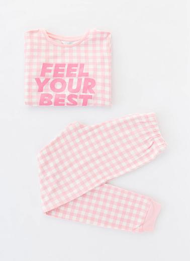 Penti Çok Renkli Kız Çocuk  Best Termal Ls 2Li Pijama Takımı Renkli